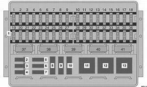 Dodge Sprinter  2005 - 2006   U2013 Fuse Box Diagram