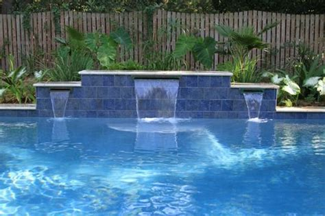 swimming pool  water features located  mt pleasant sc swimming pools