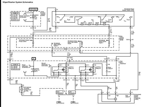 2004 Saturn Ion Wiring Diagram by I 2004 Saturn Ion And The Windshield Washer Does