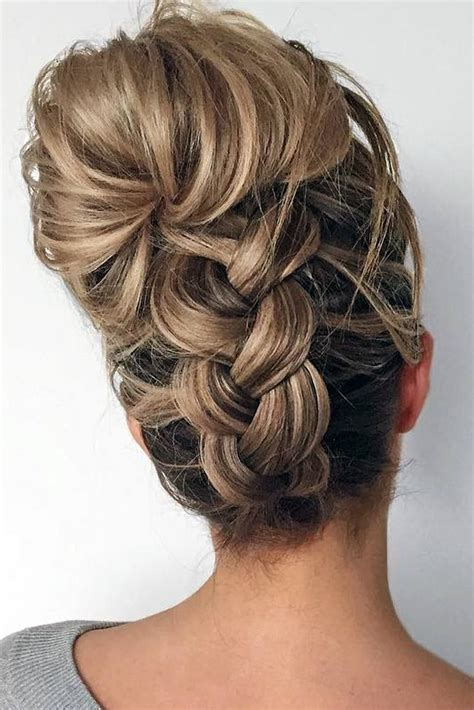 Medium Updos Hairstyles by 12 Updos For Medium Length Hair Hair Botique