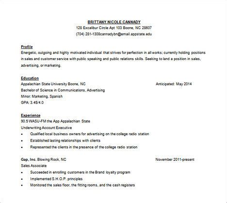 customer service resume word format customer service resume sle and tips