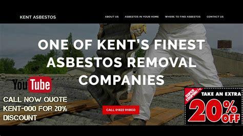 asbestos removal company  kent kent asbestos discount