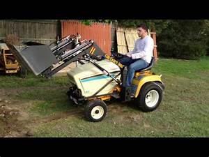 Ford Lgt 125 Garden Tractor Wiring Diagram : excavating with ford lgt 145 garden tractor with front end ~ A.2002-acura-tl-radio.info Haus und Dekorationen