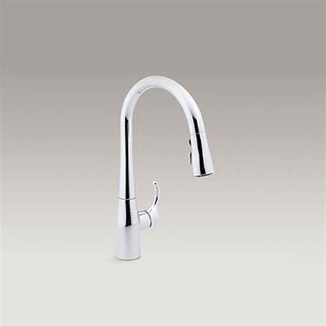 Kohler Simplice Faucet Valve Replacement by Simplice Pull Kitchen Sink Faucet B K