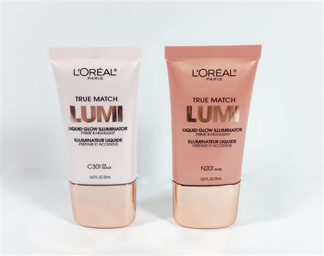 Harga Loreal Highlighter l oreal true match lumi liquid glow illuminator review