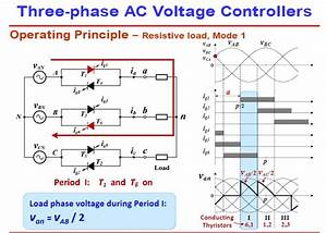 Power - 3 Phase Ac Voltage Controller Question