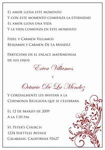 marriage wedding quotes in spanish quotesgram With wedding invitations en espanol