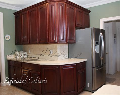 least expensive kitchen cabinets 15 best images about stained oak cabinets on 6883