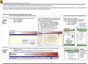 Altierre Etag Rfic Etag User Manual