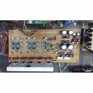 Jyoti Sounds 150kw 5 1 Home Theater Amplifier Circuit Boards  Rs 5000   Piece