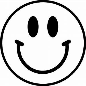 Smile clipart black and white - Pencil and in color smile ...