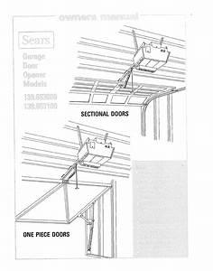 Sears Garage Door Opener Wiring Diagram