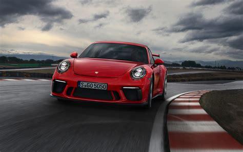 2018 Porsche 911 Gt3 Wallpapers