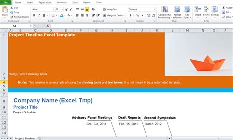 project management timeline template free project management timeline template excel tmp
