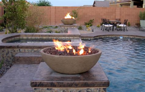 Fire Pit Bowls Concrete Country French Kitchen Ideas Granite Island With Seating Bench Seats For Reico Victorian Remodel Budget Remodels New Orleans Pizza Cad