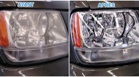 produit pour nettoyer les sieges de voiture voici la nouvelle astuce pour nettoyer les phares de votre