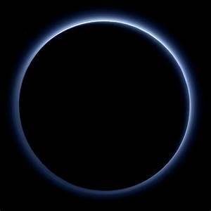 The Secrets of Pluto's Thin Blue Line | Planetary Science ...