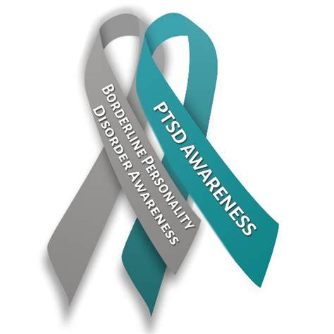 domestic violence ribbon color ptsd dissociative disorders and abuse ribbons profile