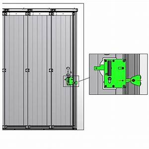 serrure porte de garage basculante leroy merlin With porte de garage coulissante jumelé avec bricard serrure