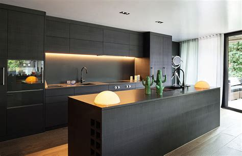 credence cuisine plexiglas 25 gorgeous one wall kitchen designs layout ideas