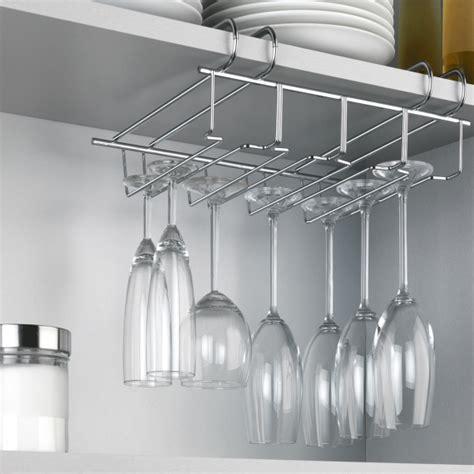 cuisine placard ikea rack à verres à pieds rangement vaisselle