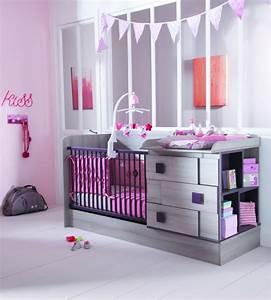 Carrefour Lit Bébé : une nouvelle chambre girly pour mes filles sponso paris pages blog ~ Teatrodelosmanantiales.com Idées de Décoration