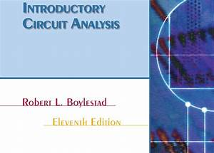Introductory Circuit Analysis  11th Edition  By Robert L