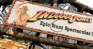 Rumor: Indiana Jones Show At Disney World Closing To Make ...