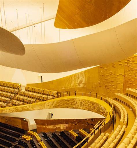grande salle philharmonie 1 plan des salles philharmonie de