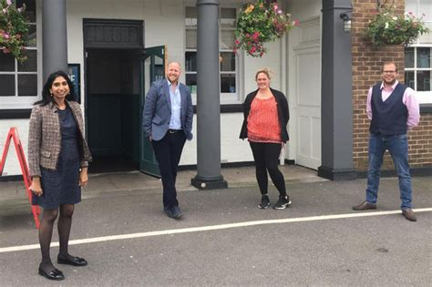 Portchester pub landlords say trade is now back at pre ...