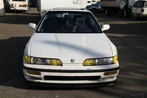 1990 Acura Integra Sedan Manual 4 Cylinder No Reserve
