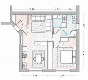 Casa 40/50/60 mq Idee Arredo