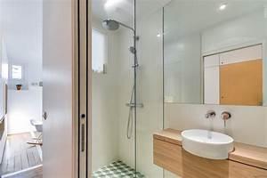 Douche Petit Espace : optimiser une petite salle de bain ~ Voncanada.com Idées de Décoration