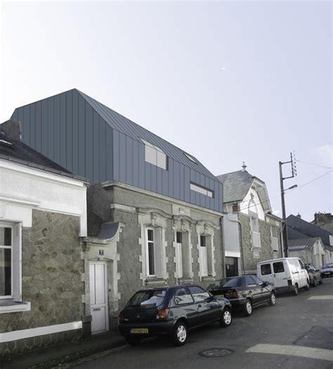 maison et services nantes sur 233 l 233 vation et extension d une maison 224 nantes