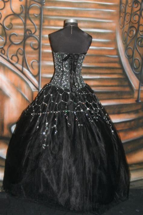 black gowns for wedding black wedding dresses prom dresses