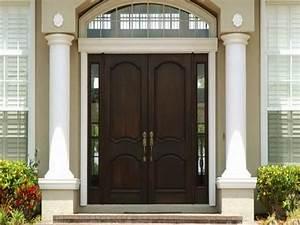 planning ideas dark wood beautiful front door With beautiful front door design ideas