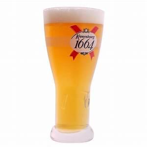 Verre A Bierre : verre 1664 biere ~ Teatrodelosmanantiales.com Idées de Décoration