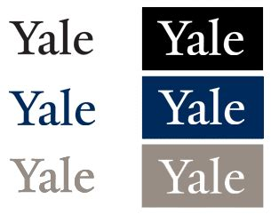 yale school colors graphic files yale printing publishing services