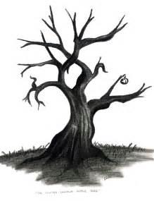 Dead-Tree Drawing