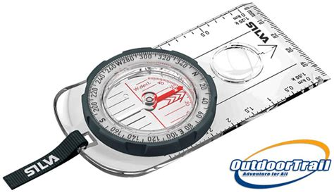 silva ranger baseplate compass outdoor trail ltd