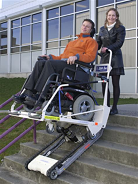 Chair Lifts For Stairways by Wheelchair Lifts Standard Features Super Trac