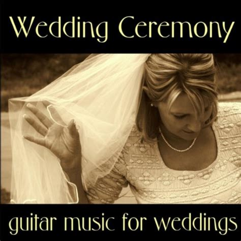 amazon music wedding pachelbels canon in d major by guitar wedding songs on