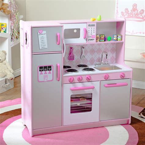 kidkraft argyle play kitchen   pc