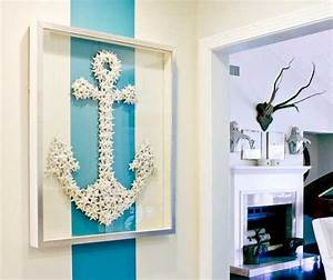 60, Nautical, Decor, Diy, Ideas, To, Spruce, Up, Your, Home