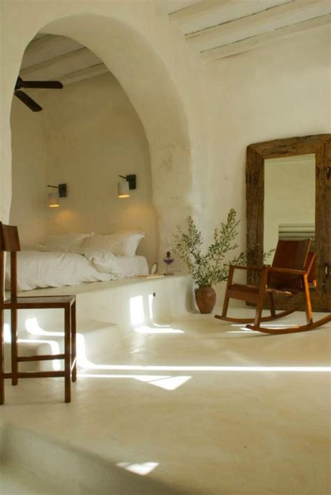 chic interior stucco walls ideas   shelterness