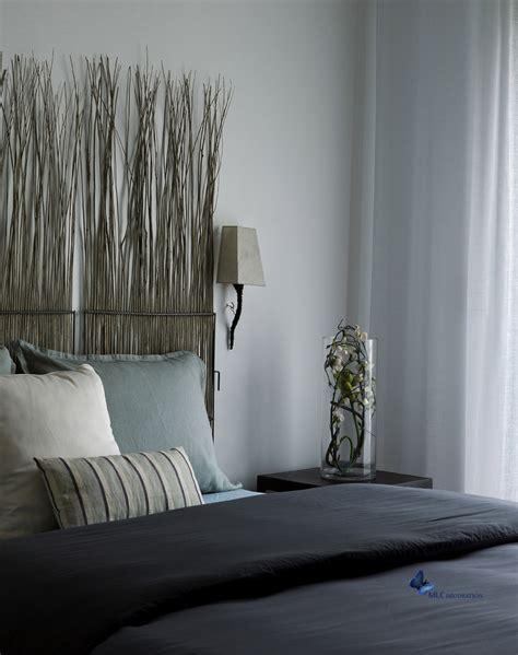 chambre tete de lit tête de lit bois tête de lit déco