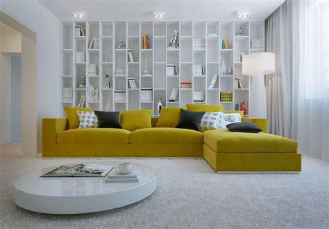 yellow sofa  sunshine piece   living room