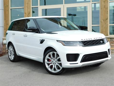 Land Rover Range Rover Sport Picture by New 2019 Land Rover Range Rover Sport Hse Dynamic 4 Door