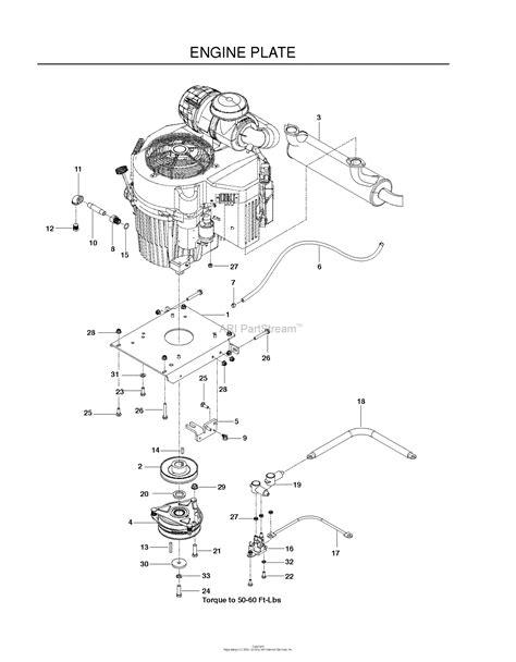 Husqvarna Ztbs Parts Diagram