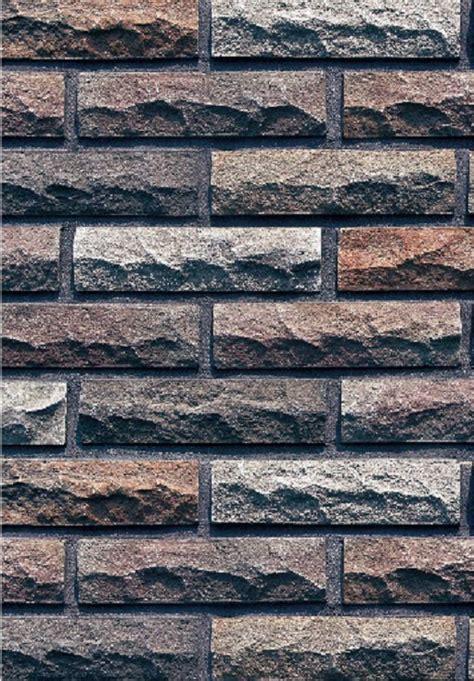 Split Texture Never Fade Stone Cladding